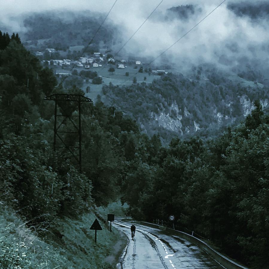 Val Thorens cycling