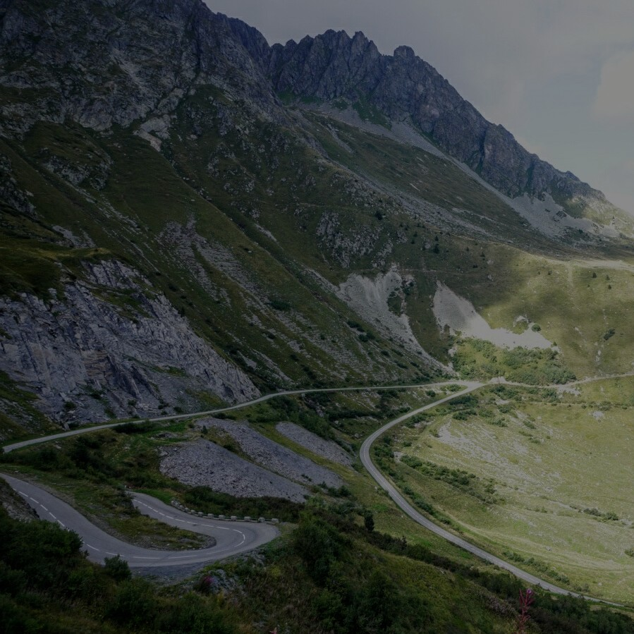 Col de la Madeleine cycling
